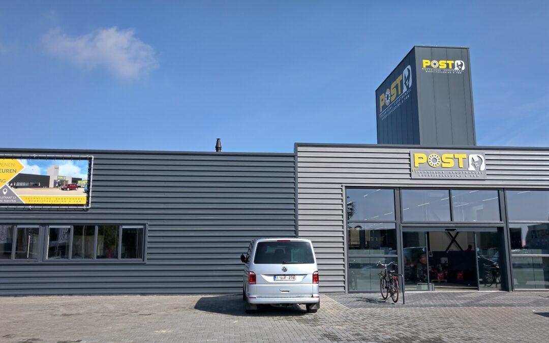 Verhuis Technische Groothandel Post